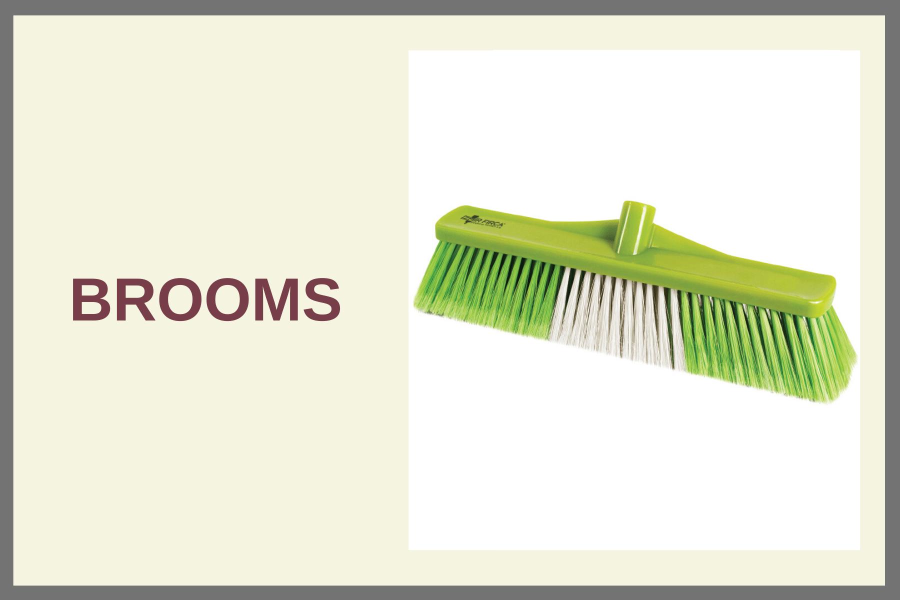 broom brooms street arena hospital garbage garbageman cleaning clean soft stiff wood wooden plastic scope fırça