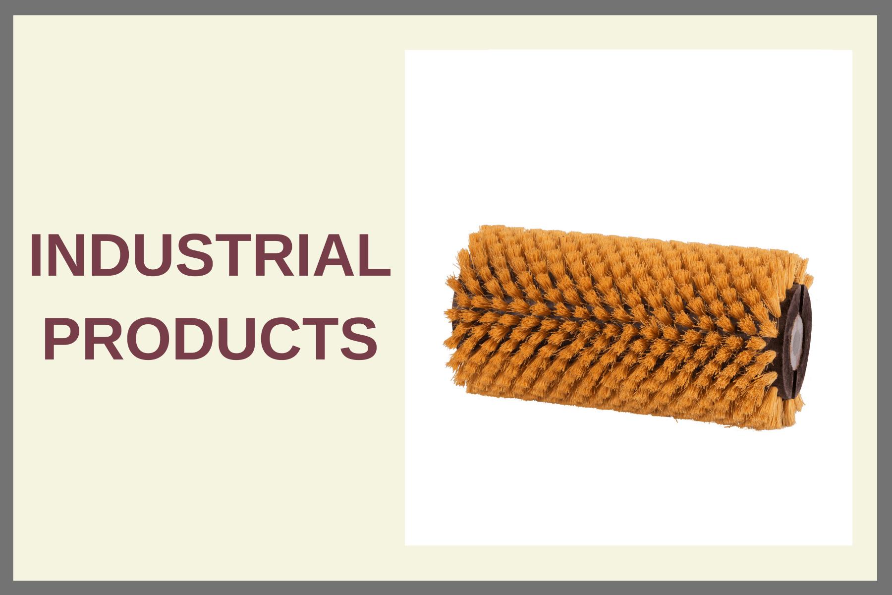 industrial brush products brushes spiral strip konveyor food husbandry farm spiral disc
